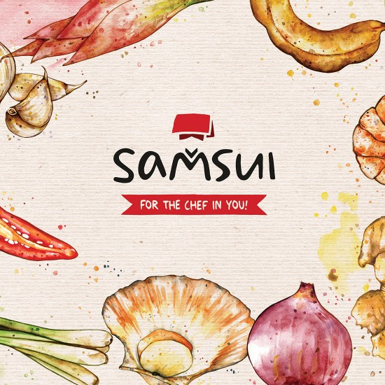 Samsui Sauces Packaging - Singapore