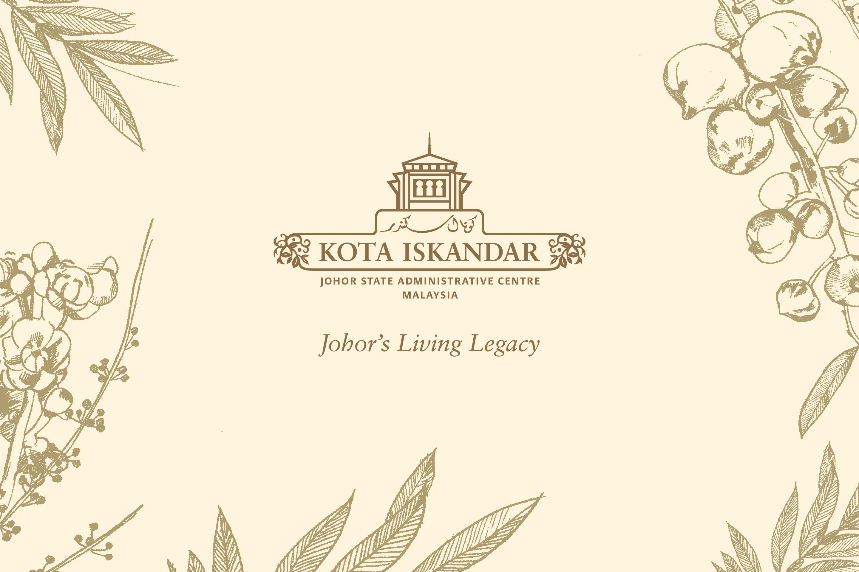 Kota Iskandar Branding - Malaysia
