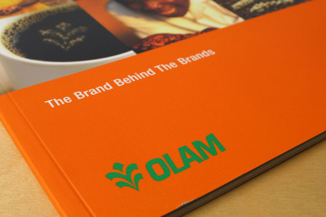 Olam International Branding - Singapore